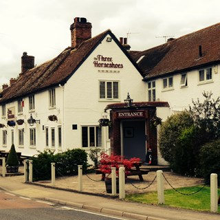 The Three Horseshoes - Letchworth