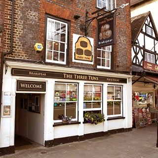 The Three Tuns - Henley on Thames - Henley on Thames