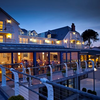 The Cliff Restaurant  - Saundersfoot