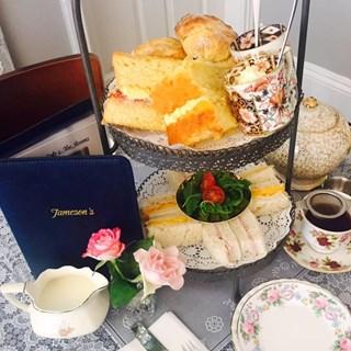 Jameson's Cafe & Tea Rooms Oakwood Leeds - Leeds