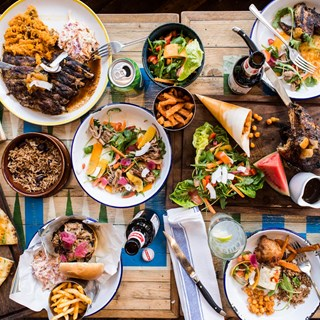 Turtle Bay Staines - London