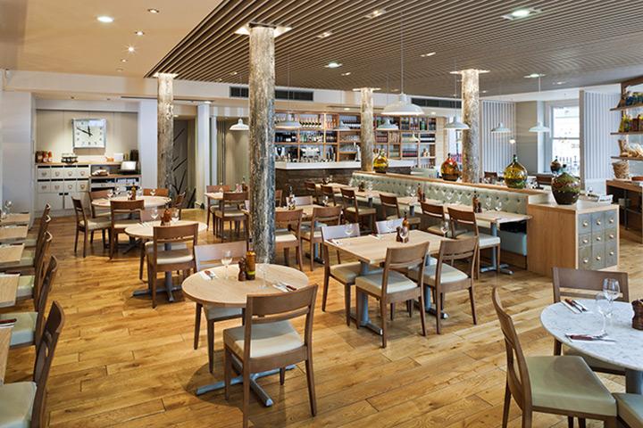 Wildwood Restaurant Gloucester Road