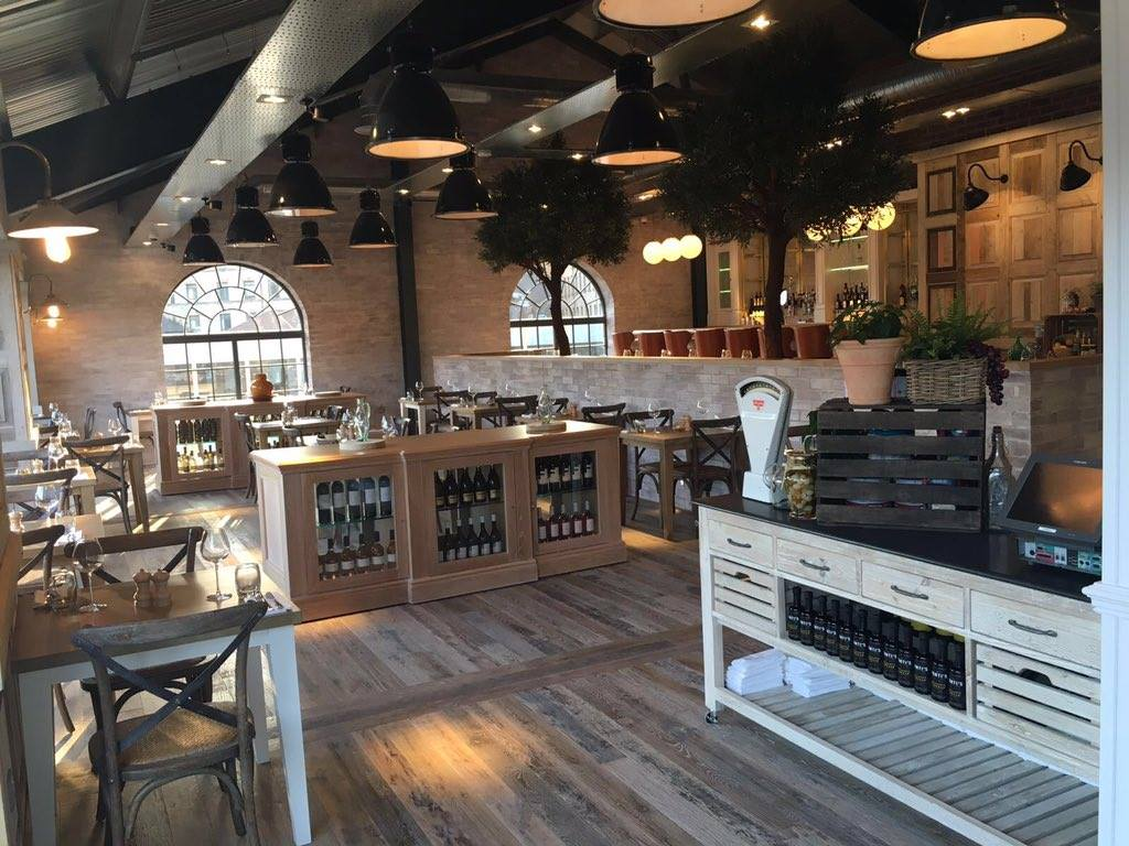 Ponti S Italian Kitchen Sheffield