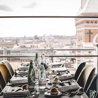 Nono Panoramic Restaurant, Hotel La Griffe Roma - Roma