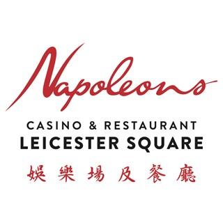 Napoleons Casino & Restaurant, Leicester Square  - London
