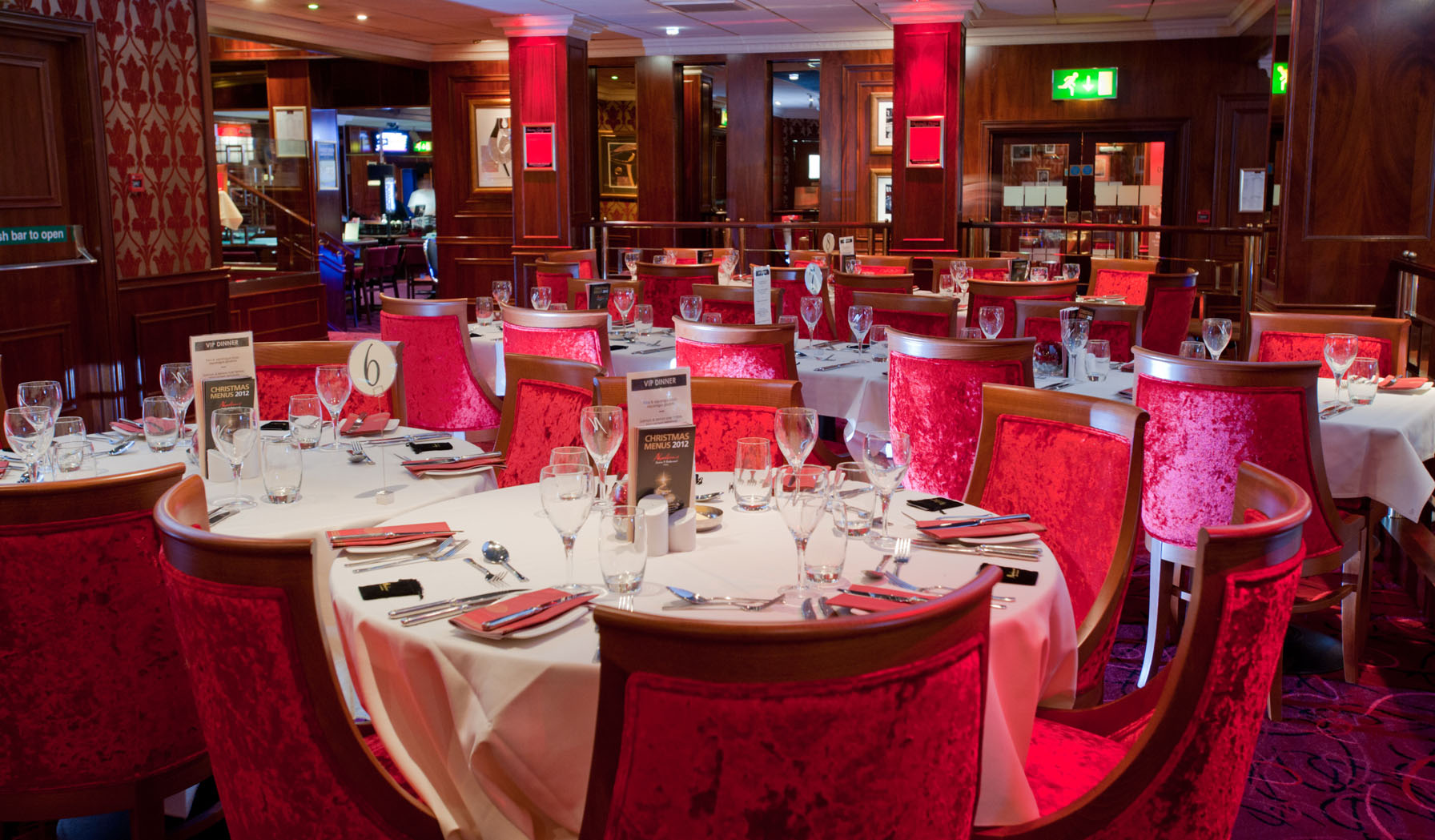 Restaurant Casino Hull