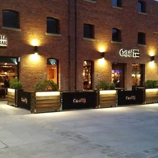 Coal Grill and Bar - Gloucester Quays - Gloucester