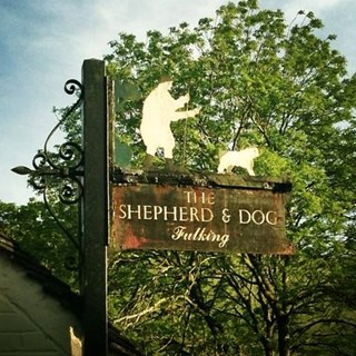 Shepherd and Dog - Fulking