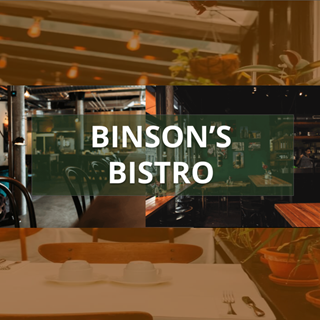 DEMO Binsons Restaurant - Alaska