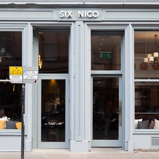Six by Nico Glasgow - Glasgow