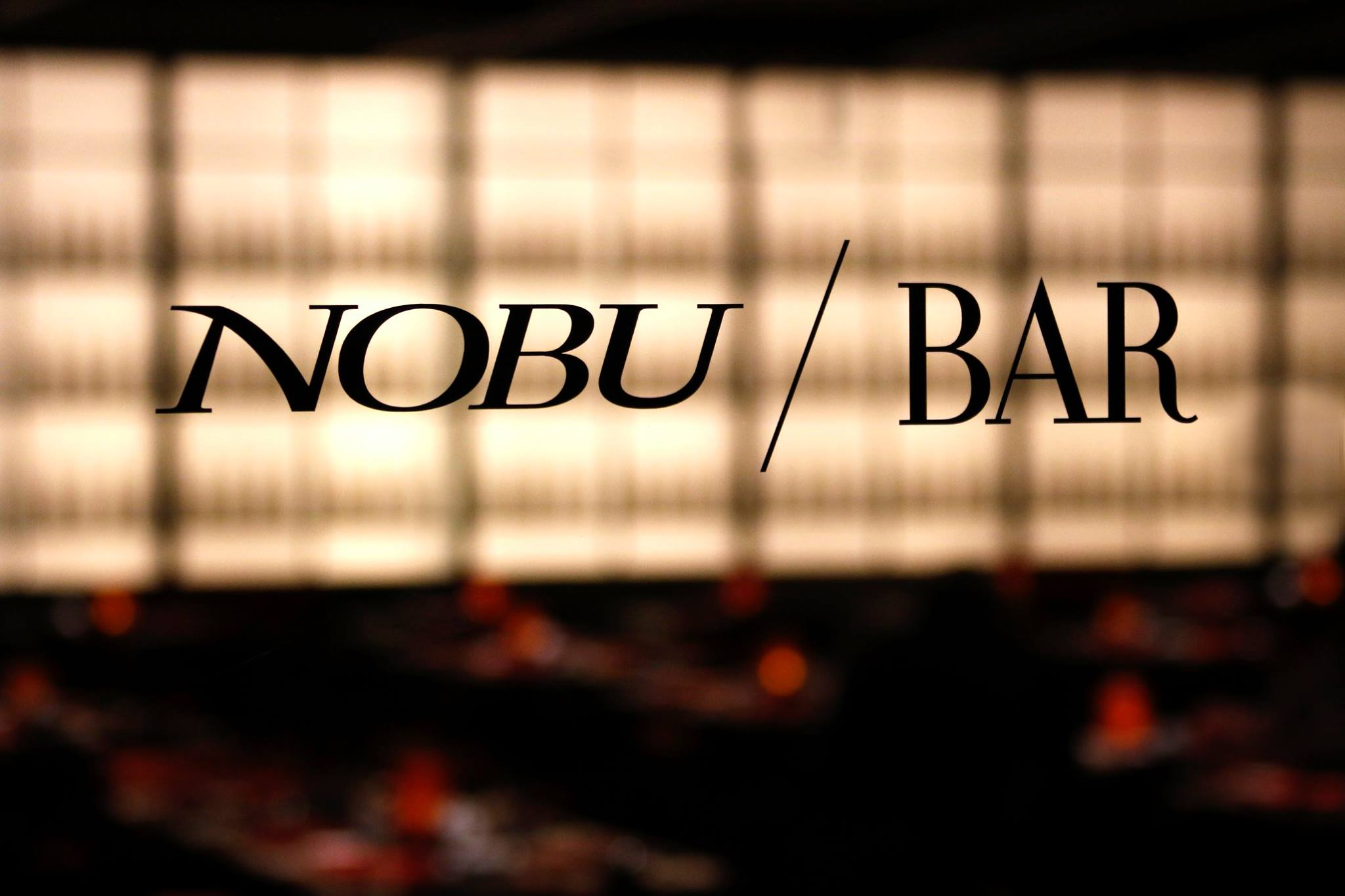 Nobu Milano Bar Smoking Area - Book restaurants online with ResDiary