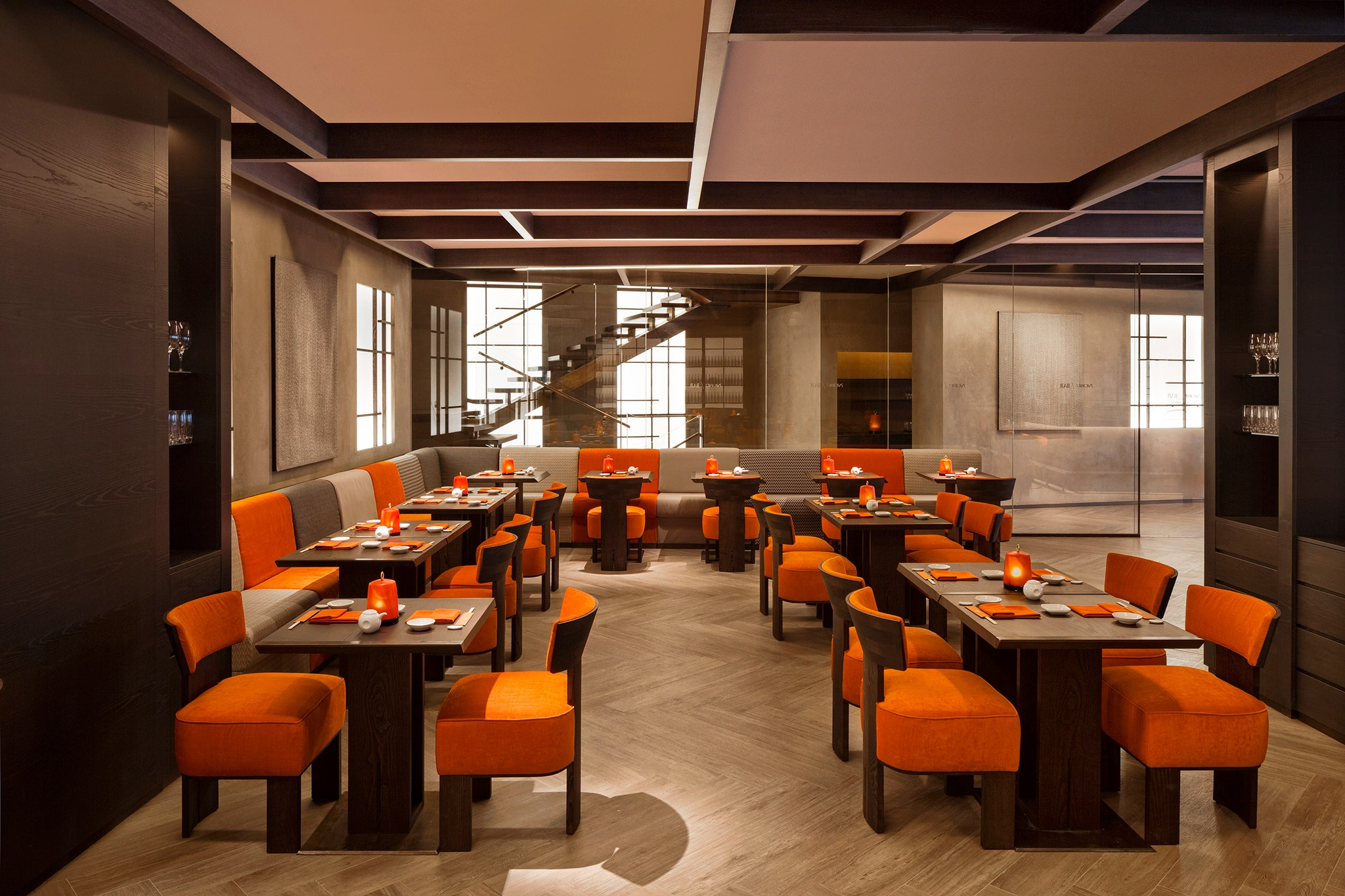 Nobu Milano Lounge - Book restaurants online with ResDiary