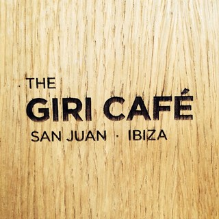 The Giri Cafe - San Juan, Ibiza