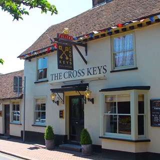 The Cross Keys Pub & Kitchen - Great Missenden