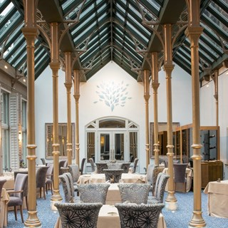 The Orangery- Rockliffe Hall Hotel - Hurworth
