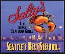 Salty's on Alki Beach  - Seattle