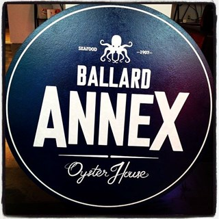Ballard Annex Oyster House  - Seattle