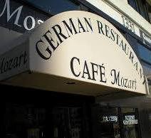 Café Mozart Restaurant  - Leavenworth