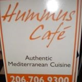 Hummus Cafe - Seattle