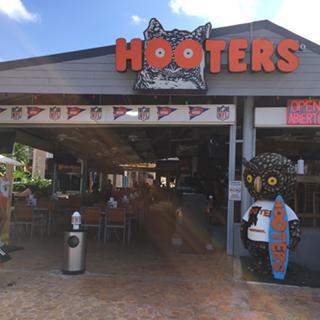 Hooters - Cozumel - San Miguel de Cozumel