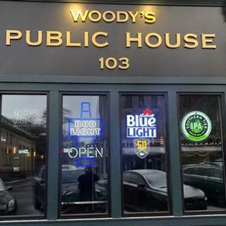Woody's Public House  - Cortland